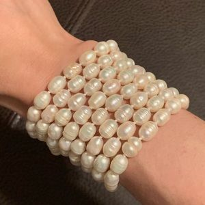 Jewelry - Freshwater Pearls extra-long length